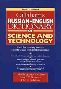 Callaham's Russian-English Polytechnical Dictionary