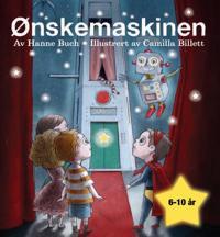 Ønskemaskinen - Hanne Buch | Ridgeroadrun.org