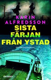 SIGNERAD Sista färjan från Ystad