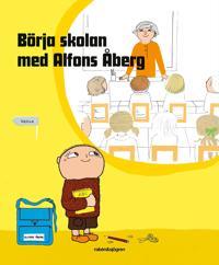 Börja skolan med Alfons Åberg
