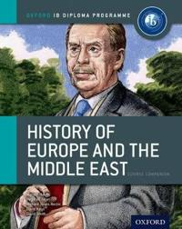 History of Europe & the Middle East