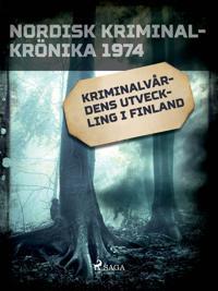 Kriminalvårdens utveckling i Finland