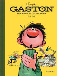 Gaston. Den kompletta samlingen, Volym 2 1962-1966 : skämt nr 225-427