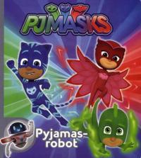 Pyjamas-robot -  - böcker (9788771316483)     Bokhandel