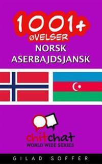 1001+ øvelser Norsk - Aserbajdsjansk