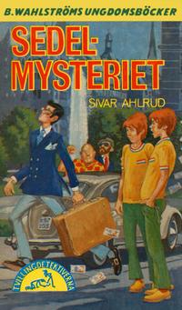 Tvillingdetektiverna 39 - Sedel-mysteriet