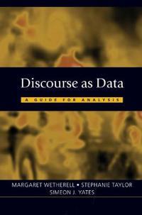 Discourse As Data