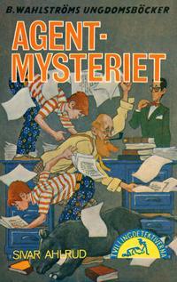 Tvillingdetektiverna 36 - Agent-mysteriet