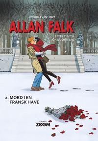 Mord i en fransk have