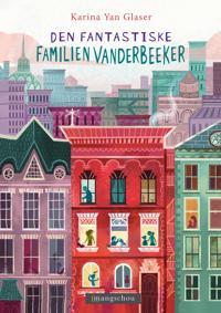 Den fantastiske familien Vanderbeeker - Karina Yan Glaser | Inprintwriters.org
