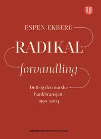 Radikal forvandling - Espen Ekberg | Ridgeroadrun.org