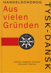 Tysk-dansk handelsordbog