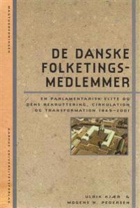 De Danske Folketingsmedlemmer