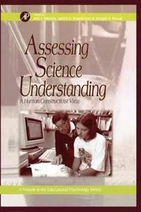 Assessing Science Understanding