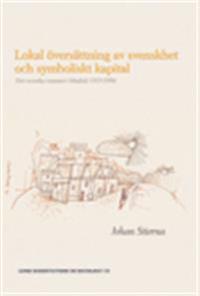Lokal översättning av svenskhet och symboliskt kapital, Det svenska rummet i Madrid 1915?1998