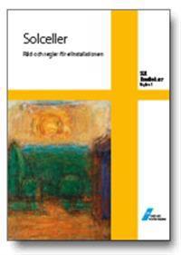 SEK Handbok 457 - Solceller - Råd och regler för elinsStorlektionen -  - böcker (9789189667983)     Bokhandel