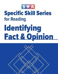Specific Skill Series for Reading  Identifying Fact & Opinion  Book F - McGraw-Hill Education - böcker (9780076041008)     Bokhandel