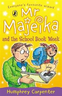 Mr Majeika and the School Book Week