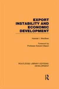 Export Instability and Economic Development