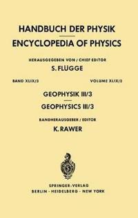 Geophysics III/Geophysik III