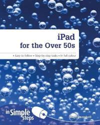 iPad for the over 50's