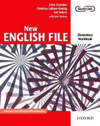 New english file: elementary: workbook - six-level general english course f