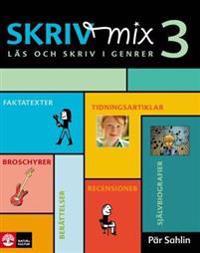 Skrivmix 3 - Pär Sahlin pdf epub