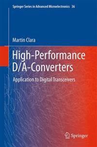 High-Performance D/A-Converters