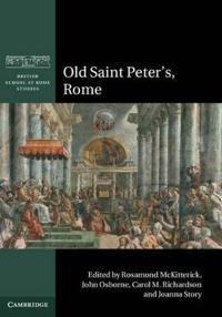 Old saint peters, rome