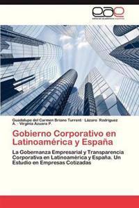Gobierno Corporativo En Latinoamerica y Espana