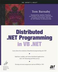 Distributed .Net Programming in VB.NET