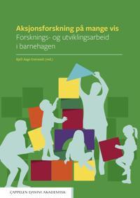 Aksjonsforskning på mange vis - Per Tore Granrusten, Kari Hoås Moen, Yngve Skjæveland, Berit Irene Vannebo   Inprintwriters.org