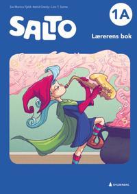 Salto 1A, 2. utg. - Siw Monica Fjeld, Astrid Granly, Linn T. Sunne | Inprintwriters.org