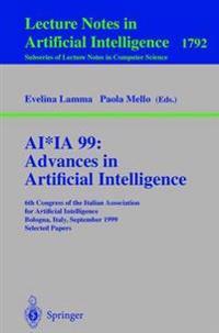 AI*IA 99:Advances in Artificial Intelligence