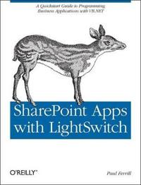 SharePoint Apps with Visual Studio LightSwitch