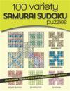100 Variety Samurai Sudoku Puzzles