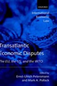 Transatlantic Economic Disputes