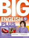 Big English Plus 5 Pupil's Book with MyEnglishLab Access Code Pack New Edition