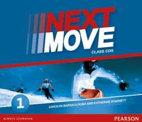 Next Move 1 Class Audio CDs