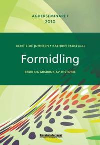 Formidling -  pdf epub