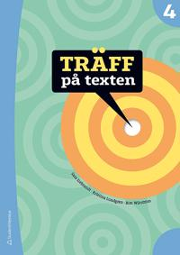 Träff på texten 4 elevpaket (digitalt + tryckt)