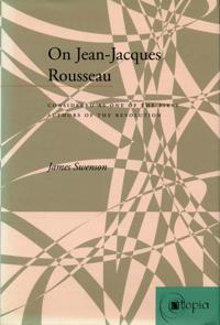 On Jean-Jacques Rousseau