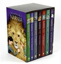 The Chronicles of Narnia Box Set (Books 1 to 7)