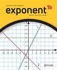Exponent 1b - Bo Silborn, Ing-Mari Gustafson, Susanne Gennow pdf epub