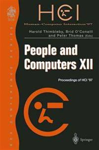 People and Computers XII