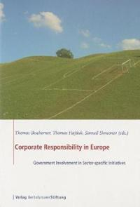 Corporate Responsibility in Europe