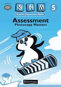 Scottish Heinemann Maths 5 Assessment PCMS