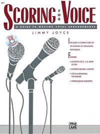 Scoring for Voice: Book & CD
