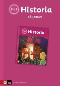 PULS Historia 4-6 Lärarbok, tredje upplagan