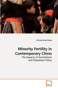 Minority Fertility in Contemporary China